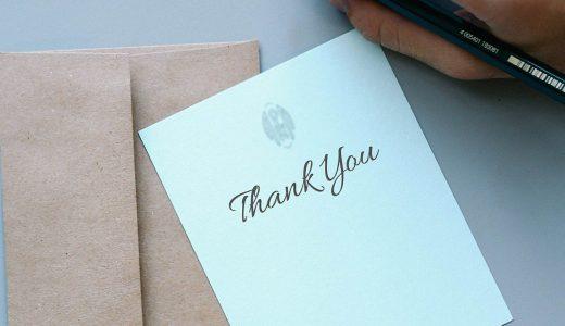 スタッフへ感謝の気持ちを伝えました